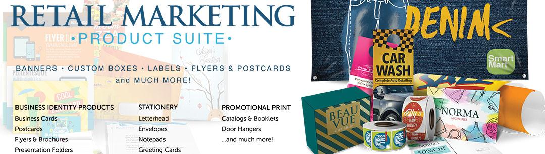 PrintAtPrism Retail Marketing